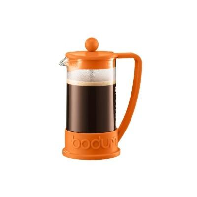 Zaparzacz do kawy Bodum Brazil pomarańczowy 0,35L